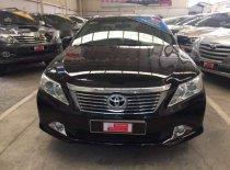 Cần bán gấp Toyota Camry 2.0 E sản xuất 2012, màu đen giá 750 triệu tại Tp.HCM