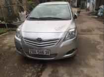 Cần bán lại xe Toyota Vios đời 2012, màu bạc giá 320 triệu tại Hà Nội