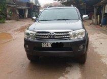 Cần bán Toyota Fortuner sản xuất năm 2010, màu xám, 617tr giá 617 triệu tại Hà Nội