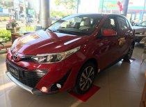 Cần bán Toyota Yaris 1.5G CVT năm 2019, màu đỏ, nhập khẩu giá 650 triệu tại Tp.HCM