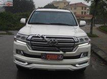 Bán Toyota Land Cruiser VX 4.6 V8 sản xuất 2016, màu trắng, xe nhập giá 3 tỷ 850 tr tại Thái Nguyên