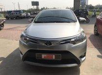 Bán Toyota Vios E đời 2018, màu bạc, giá tốt giá 550 triệu tại Tp.HCM