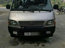 Chính chủ bán Toyota Hiace Van năm sản xuất 2003, màu bạc giá 130 triệu tại Hà Nội