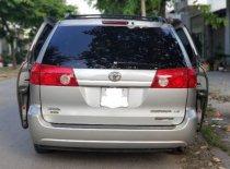 Bán Toyota Sienna năm sản xuất 2008, màu vàng, xe nhập   giá 610 triệu tại Tp.HCM