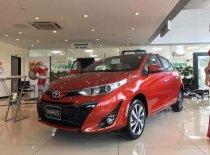 Cần bán Toyota Yaris đời 2019, màu đỏ, nhập khẩu, giá 650tr  giá 650 triệu tại Hà Nội