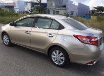 Cần bán chiếc xe Toyota Vios G màu vàng cát, số tự động, sản xuất và đăng ký /2014 giá 485 triệu tại Đà Nẵng