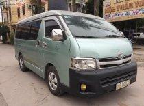 Bán Toyota Hiace 2011 máy dầu, xe 16 chỗ ngồi giá 355 triệu tại Hà Nội