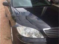 Cần bán xe Toyota Camry 2.4 màu đen, đời 2003, xe lắp ráp, số sàn giá 330 triệu tại Vĩnh Long