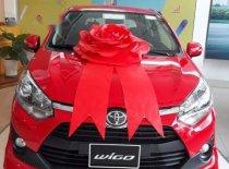 Bán Toyota Wigo sản xuất 2019, màu đỏ, xe nhập giá Giá thỏa thuận tại Tp.HCM