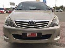 Bán ô tô Toyota Innova G SR năm 2010, màu vàng số sàn, giá 0tr giá Giá thỏa thuận tại Tp.HCM