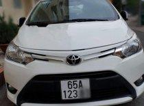 Bán ô tô Toyota Vios 1.5E 2017, màu trắng, nhập khẩu chính chủ  giá 505 triệu tại Cần Thơ