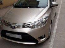Cần bán gấp Toyota Vios 2015, màu vàng còn mới giá 420 triệu tại Hà Nội