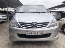 Bán xe Toyota Innova G sản xuất năm 2009, màu bạc xe gia đình giá 360 triệu tại Hà Nội