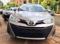 Cần bán xe Toyota Vios đời 2019, màu vàng, giá 516tr giá 516 triệu tại Tp.HCM