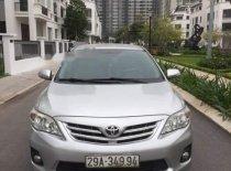 Bán Toyota Corolla altis sản xuất 2011, màu bạc, số tự động, giá tốt giá 550 triệu tại Hà Nội