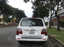 Cần bán lại xe Toyota Land Cruiser 2003, màu trắng, nhập khẩu như mới, giá tốt giá 475 triệu tại Tp.HCM