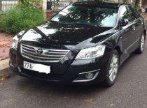 Cần bán Toyota Camry 3.5Q 2007, màu đen, nhập khẩu Thái Lan   giá 595 triệu tại Bình Định