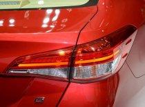 Bán ô tô Toyota Vios G sản xuất 2019, màu đỏ tại Vũng Tàu giá 606 triệu tại BR-Vũng Tàu