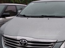Cần bán xe Toyota Innova 2.0 MT đời 2012, màu xám   giá 485 triệu tại Hà Nội