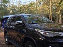 Gia đình bán Toyota Fortuner đời 2017, màu đen, xe nhập giá 1 tỷ 20 tr tại Tp.HCM