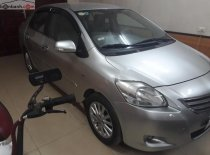 Bán chiếc xe Toyota Vios 1.5G số tự động, màu bạc, biển số HN, sản xuất 2010 giá 404 triệu tại Hà Nội