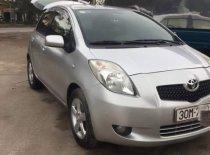 Bán xe Toyota Yaris đời 2008, màu bạc, nhập khẩu nguyên chiếc giá 352 triệu tại Hà Nội