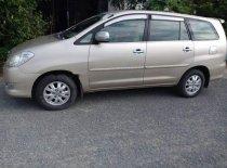 Cần bán lại xe Toyota Innova đời 2008, màu vàng, nhập khẩu, 390tr giá 390 triệu tại Bình Dương