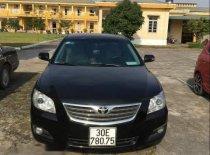 Bán Toyota Camry sản xuất năm 2007, màu đen, giá chỉ 490 triệu giá 490 triệu tại Hà Nội