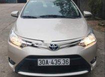 Bán xe Toyota Vios 1.5E 2014, màu vàng, chính chủ  giá 398 triệu tại Hà Nội