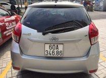 Cần bán lại xe Toyota Yaris năm 2016, màu bạc giá 580 triệu tại Tp.HCM