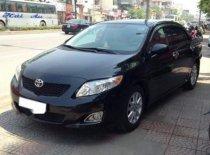Bán Toyota Corolla 2.0 sản xuất 2008, màu đen, nhập khẩu nguyên chiếc, đăng ký 2009 giá 460 triệu tại Hà Nội
