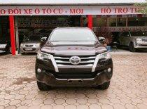 Bán xe Toyota Fortuner 2.4G năm 2017, màu nâu, nhập khẩu nguyên chiếc giá 1 tỷ 40 tr tại Hà Nội
