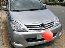 Cần bán gấp Toyota Innova G sản xuất năm 2011, màu bạc, 393tr giá 393 triệu tại Tp.HCM