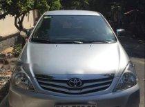 Cần bán gấp Toyota Innova 2.0 G sản xuất năm 2009, màu bạc, giá 388tr giá 388 triệu tại Tp.HCM