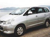 Gia đình bán Toyota Innova G đời 2009, màu bạc giá 390 triệu tại Tp.HCM