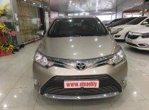 Bán Toyota Vios 1.5E 2016, màu kem (be) giá 492 triệu tại Phú Thọ