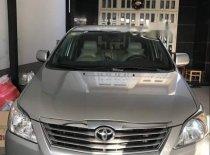 Bán ô tô Toyota Innova năm 2013, màu bạc giá cạnh tranh giá 515 triệu tại Tp.HCM