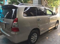 Bán xe Toyota Innova sản xuất 2012, màu vàng cát giá 453 triệu tại Tp.HCM