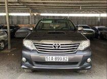 Cần bán xe Toyota Fortuner 2014, màu xám giá 805 triệu tại Tp.HCM