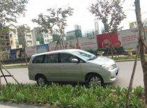 Chính chủ bán Toyota Innova G 2010, màu bạc giá 423 triệu tại Hà Nội