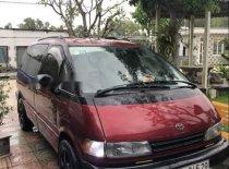 Cần bán gấp Toyota Previa 1991, màu đỏ, xe nhập ít sử dụng giá 110 triệu tại Tp.HCM