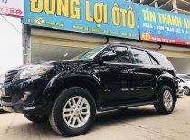 Cần bán gấp Toyota Fortuner năm 2014 màu đen, 805 triệu giá 805 triệu tại Hà Nội
