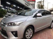 Cần bán lại xe Toyota Yaris 1.5G năm sản xuất 2016, màu bạc   giá 640 triệu tại Tp.HCM