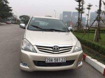 Cần bán gấp Toyota Innova G năm sản xuất 2010 chính chủ giá cạnh tranh giá 392 triệu tại Hà Nội
