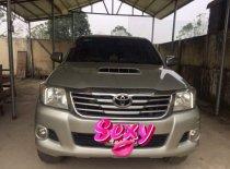 Cần bán xe Toyota Hilux 2014, màu bạc, nhập khẩu nguyên chiếc, giá chỉ 450 triệu giá 450 triệu tại Thanh Hóa
