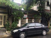 Cần bán lại xe Toyota Corolla altis đời 2003, màu đen, giá 250tr giá 250 triệu tại Đà Nẵng