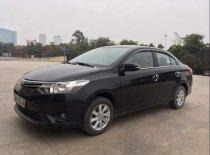 Bán ô tô Toyota Vios 1.5E năm 2014, màu đen số sàn, giá chỉ 405 triệu giá 405 triệu tại Hà Nội