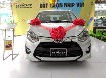Bán Toyota Wigo 1.2G MT năm sản xuất 2018, màu bạc, nhập khẩu nguyên chiếc  giá 345 triệu tại Bắc Ninh