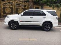Cần bán gấp Toyota Fortuner Sportivo AT năm sản xuất 2017, màu trắng, giá chỉ 888 triệu  giá 888 triệu tại Hà Nội