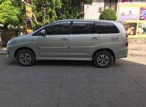 Bán xe Toyota Innova 2.0 G năm 2012, màu bạc, giá chỉ 447 triệu giá 447 triệu tại Tp.HCM